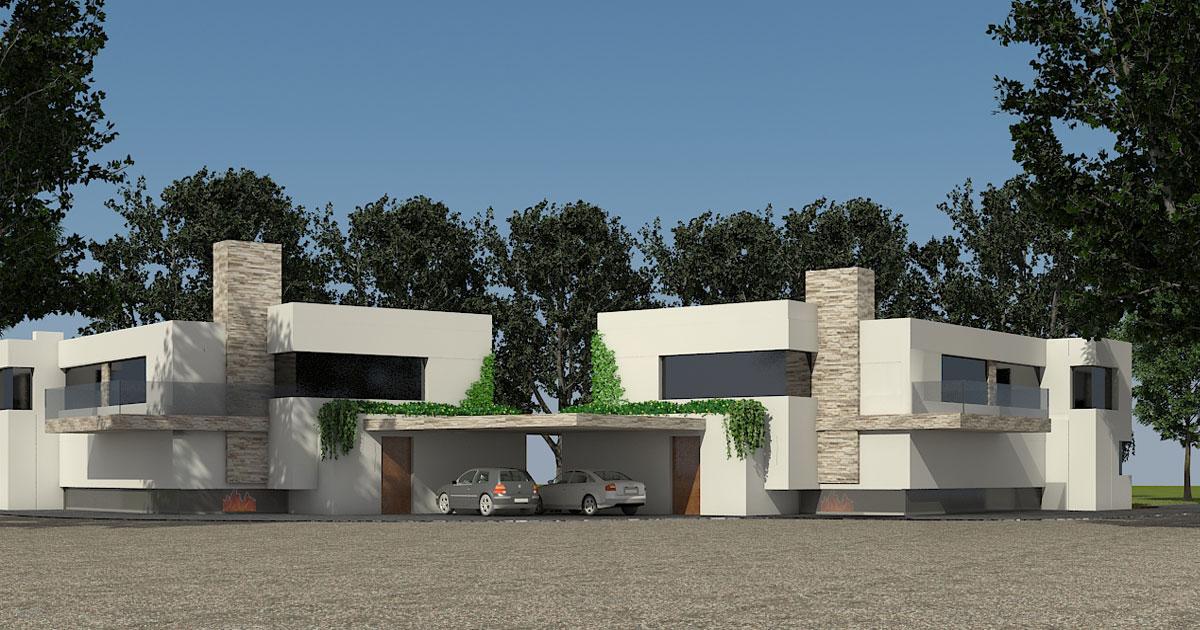 Casas unifamiliares arquitectos en madrid grupo riofrio - Arquitectos en madrid ...