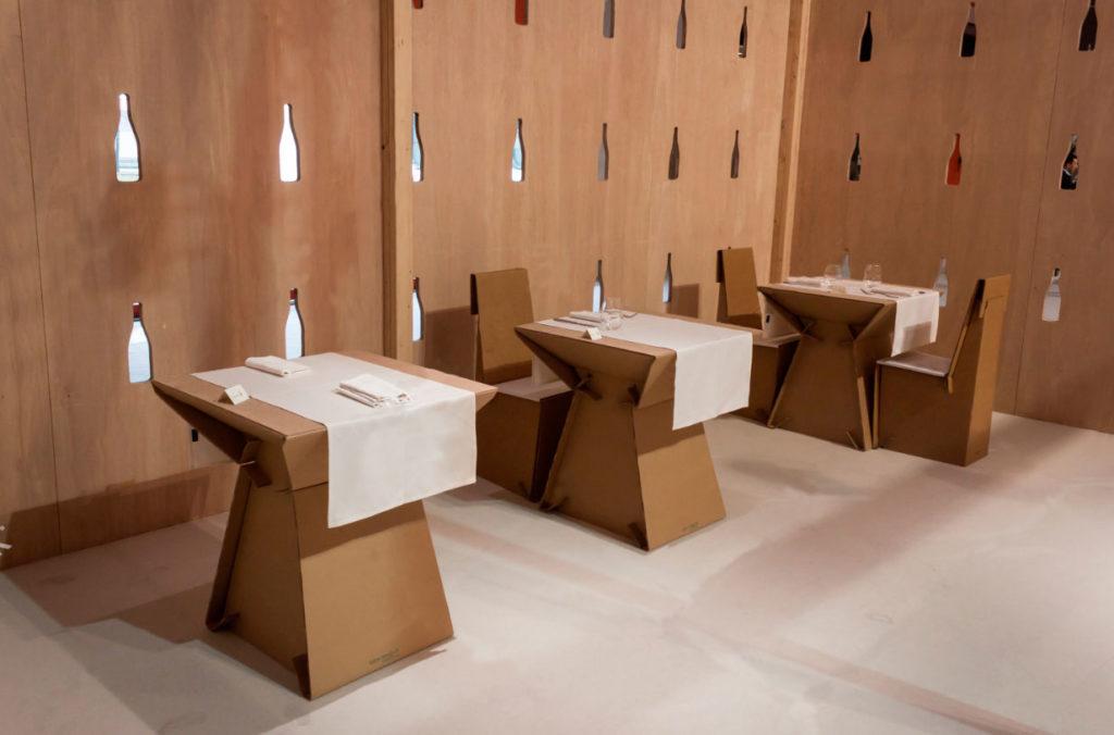 Muebles de cart n dise o de interiores grupo riofr o for Carton para muebles
