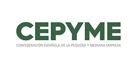 logotipo cepyme