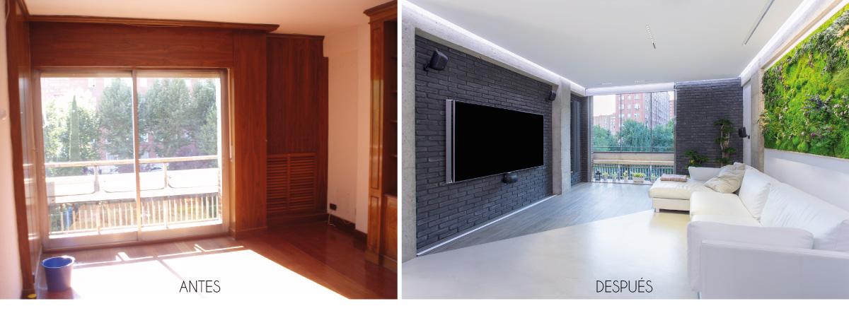 diseño de interiores Grupo Riofrio