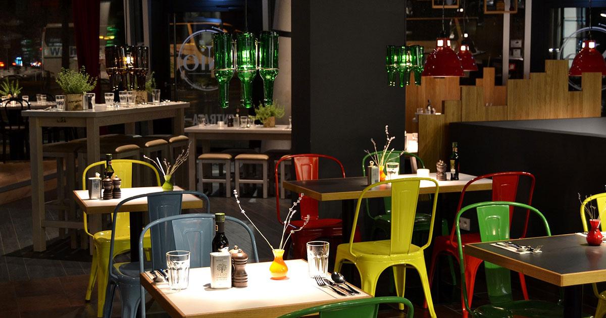 Diseño de restaurantes - Arquitectos Madrid