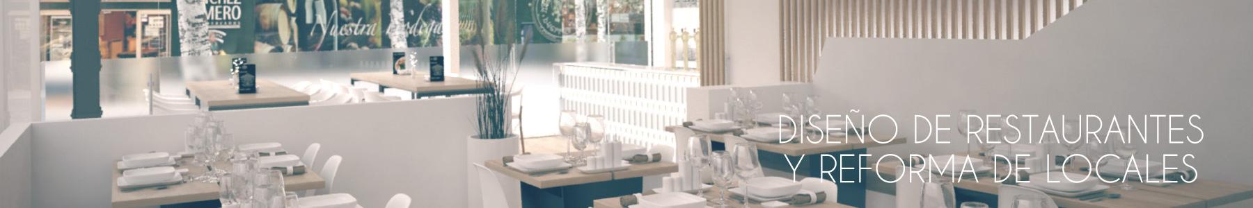 Diseño de restaurantes Grupo Riofrío