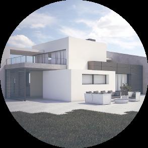 Estudio de Arquitectura Madrid - Diseño vivienda