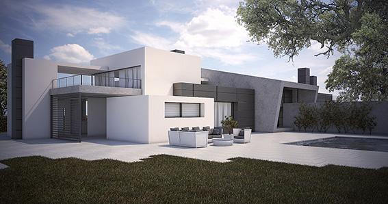 Proyectos de casas unifamiliares 3 claves arquitectos - Proyectos casas unifamiliares ...