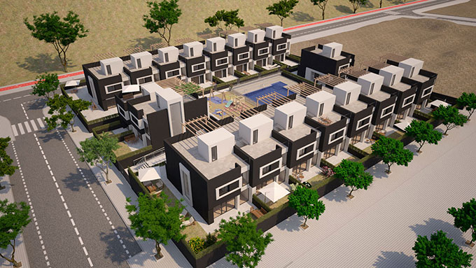 proyectos de promociones residenciales