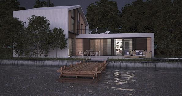 Construccion modular viviendas