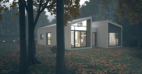 construccion modular de casas
