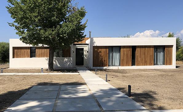 Disenos De Casas Prefabricadas Arquitectura Y Diseno Grupo Riofrio