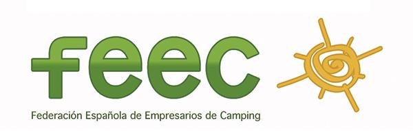 Logo federación campings de Madrid