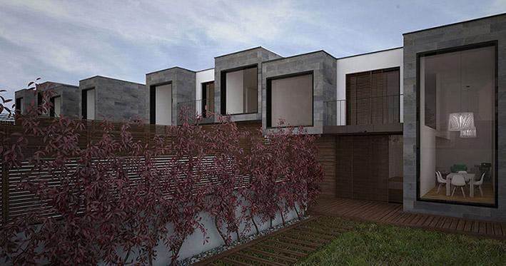 arquitectura industrializada para promociones