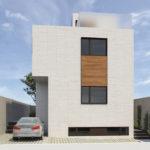 Proyecto de vivienda unifamiliar en Madrid