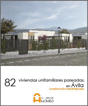 Construcción industrializada Barco de Ávila