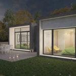 Diseños de casas: integrar interior y exterior