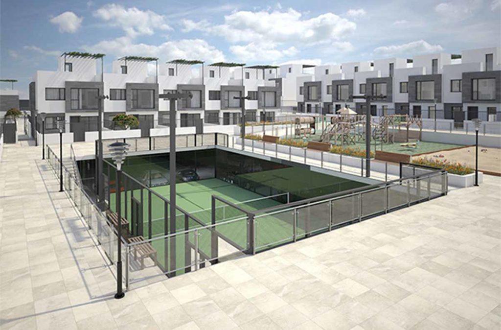 Promotora inmobiliaria de obra nueva